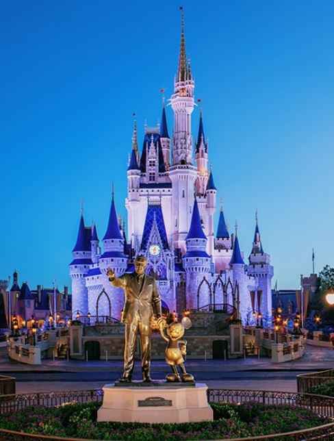 DisneyCastlePic